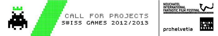 « Call for Projects: Swiss Games 2012/2013 » : le palmarès !