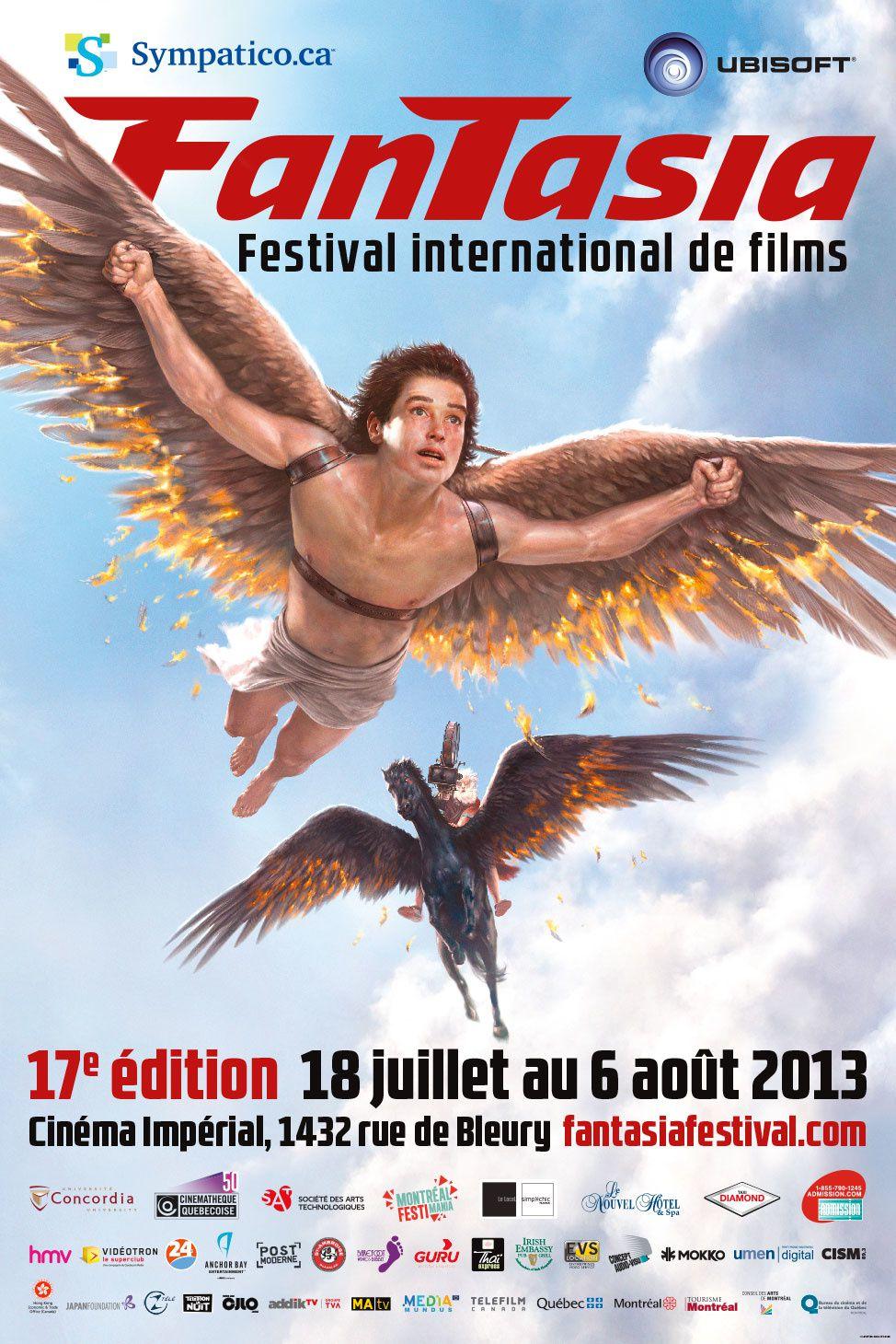 Fantasia 2013 : Le Palmarès
