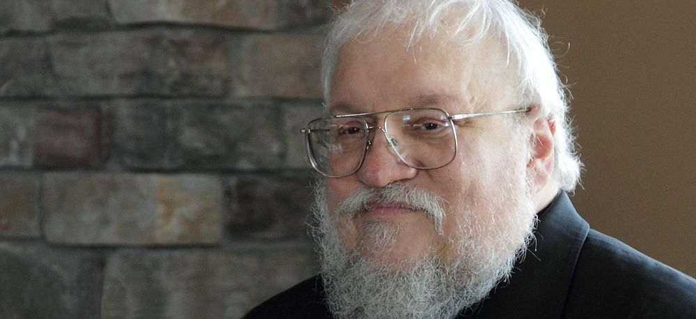 George R.R. Martin, créateur de GAME OF THRONES  au NIFFF 2014