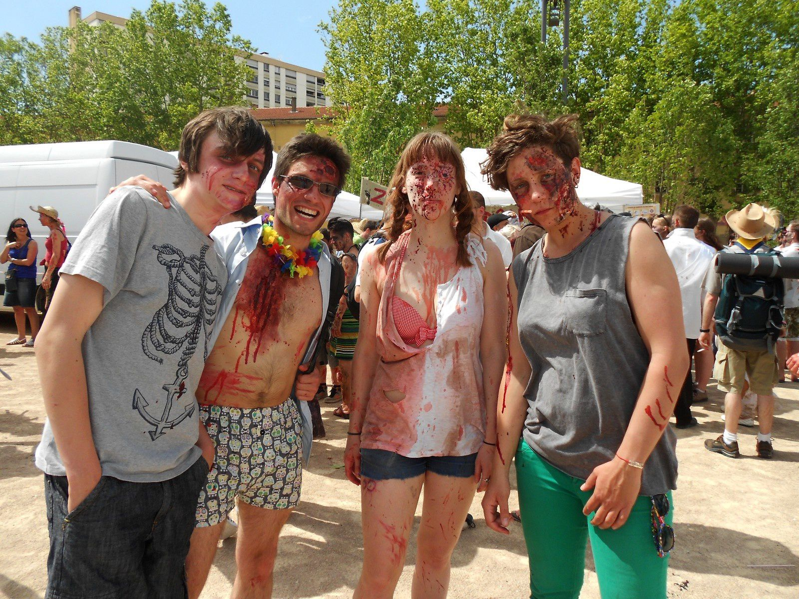 Album photo  Zombie Summer Camp 2014