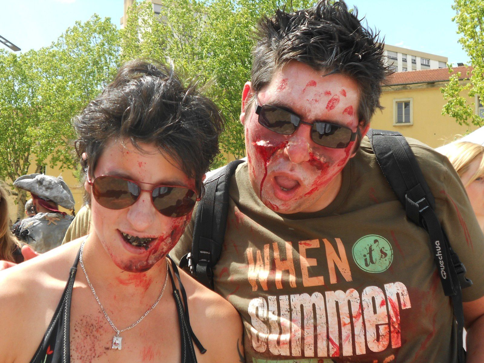 Album photo  Zombie Summer Camp 2014