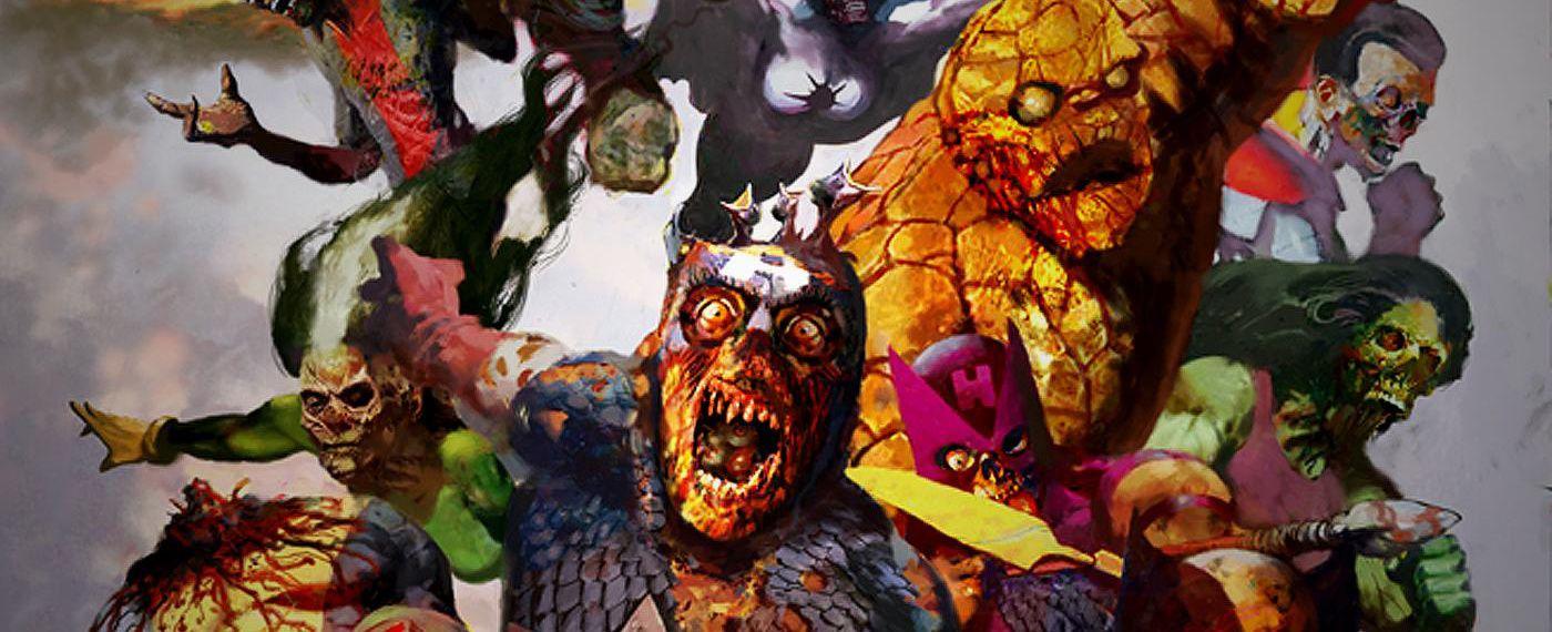 Comic'Gone Zombies Walk : maquillage et déambulation  samedi 14 juin !