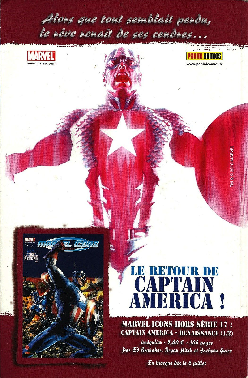 Marvel France, Panini Comics