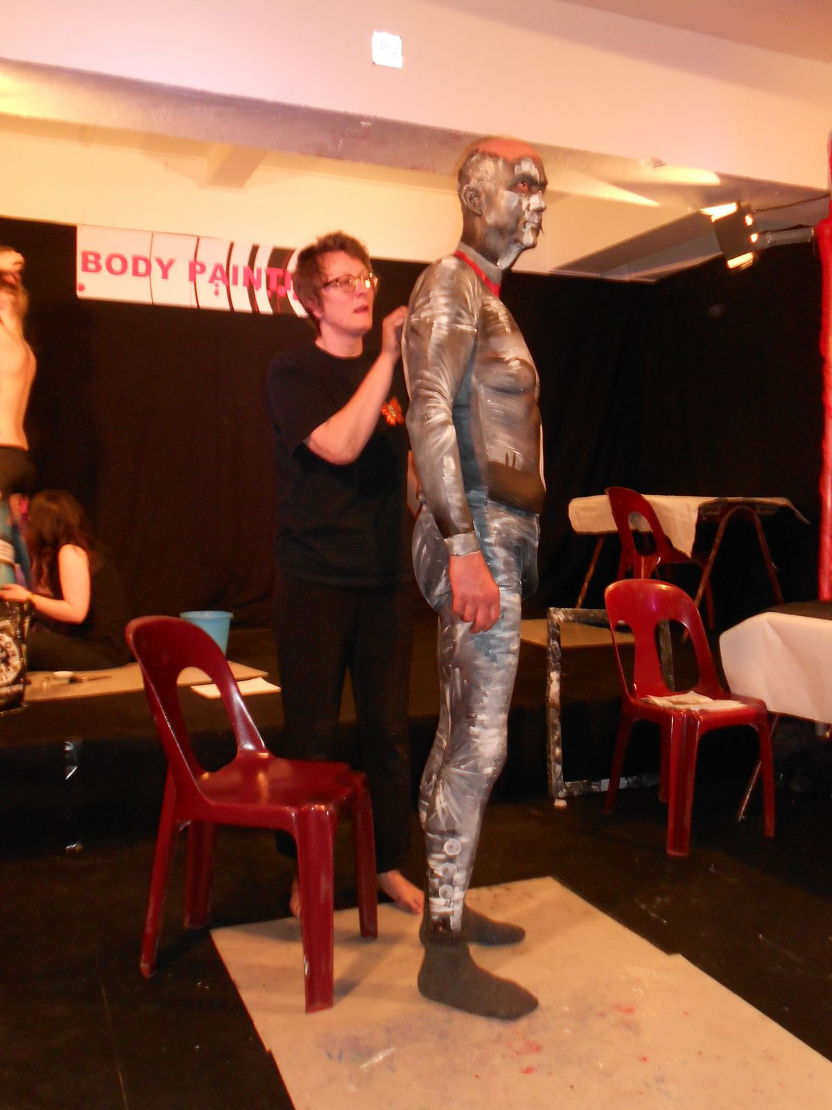 BODY PAINTING BIFFF 2015