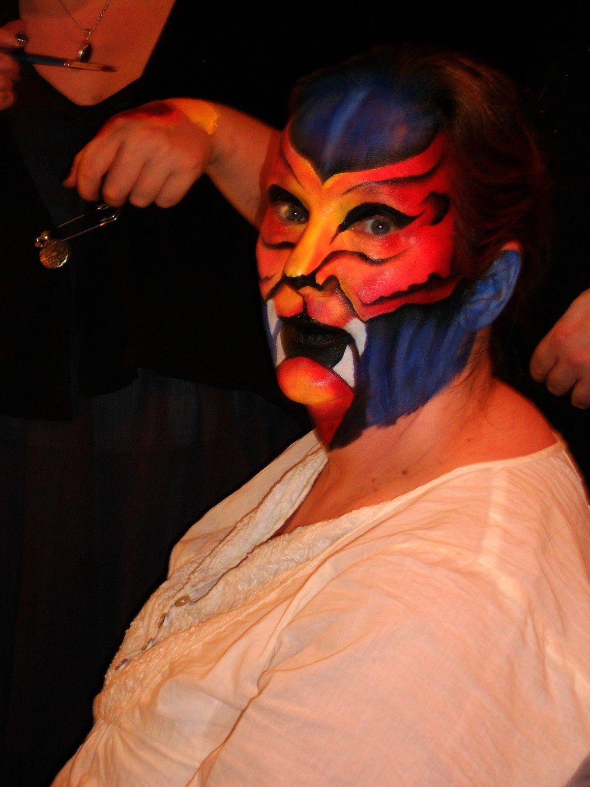 Make-up BIFFF 2015