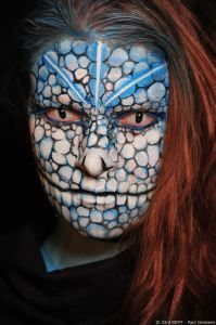 32e Concours Maquillage visage – Gagnants BIFFF 2015