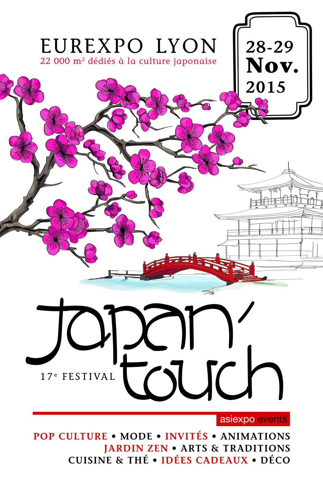 Japan touch site sur la science fiction et le fantastique for Salon lyon eurexpo