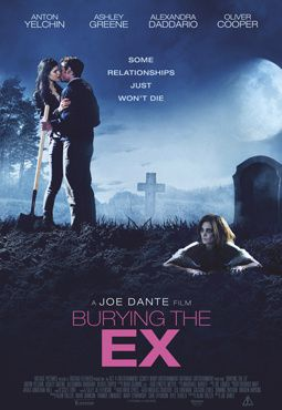 MASTER CLASS JOE DANTE + Burying the Ex
