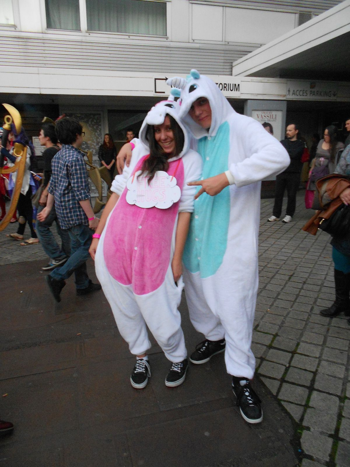 Cosplay Utopiales 2015