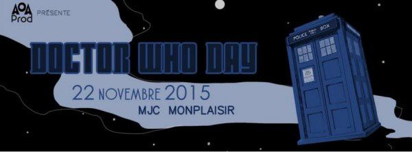 Doctor Who Day Lyon