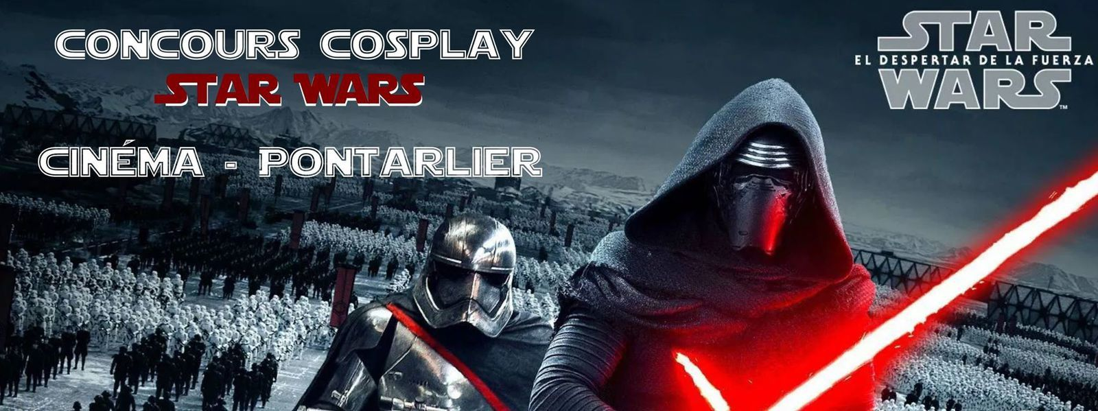 COSPLAY STAR WARS + PROJECTION FILM