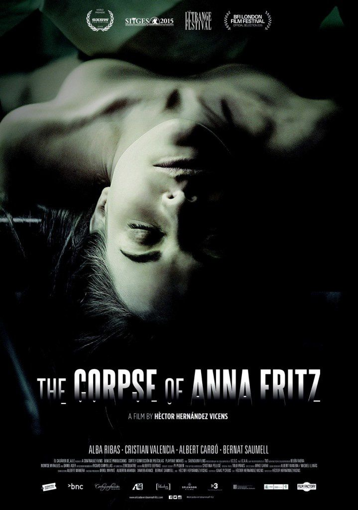 BIFFF 2016  THE CORPSE OF ANNA FRITZ