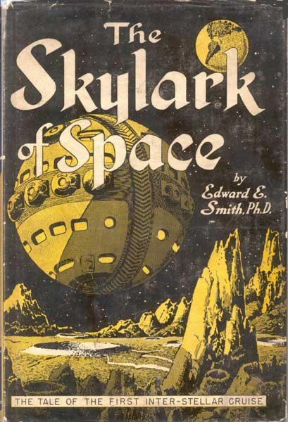 Dimension Skylark 1 E.E. « Doc » Smith  Rivière Blanche