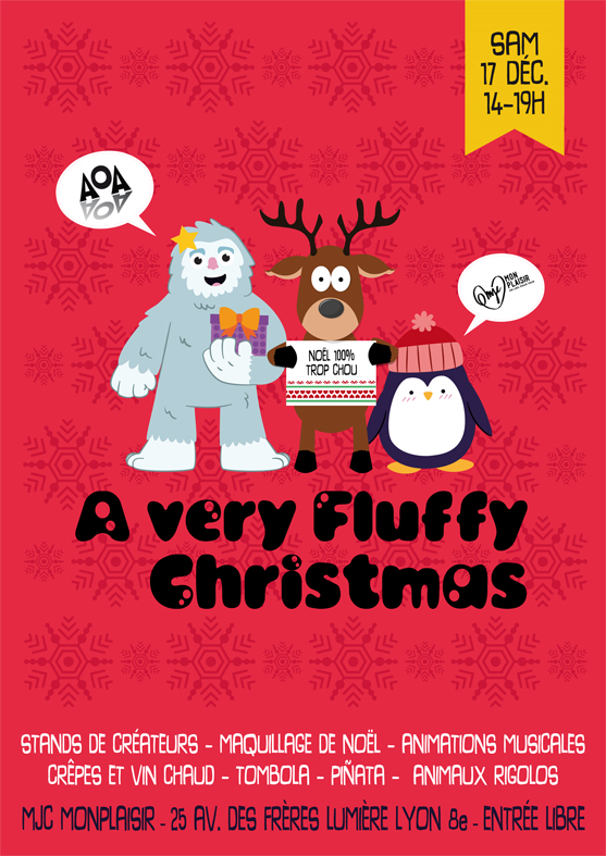 A Very Fluffy Christmas