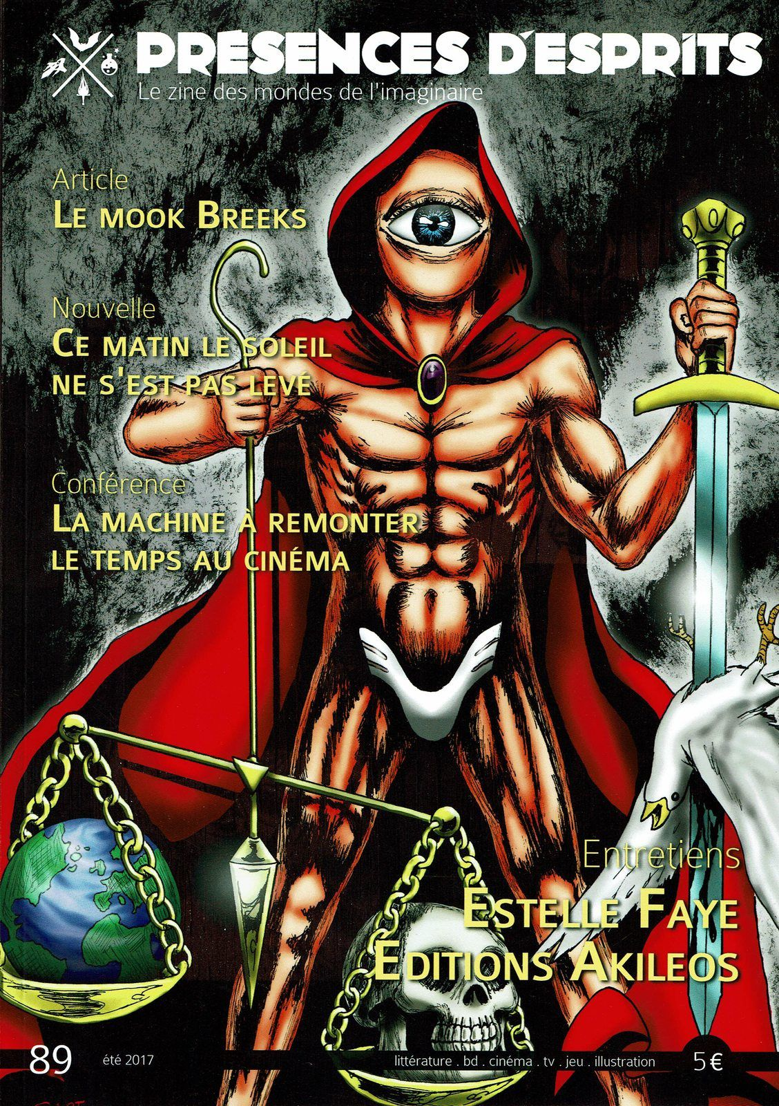 Couverture: AGILL
