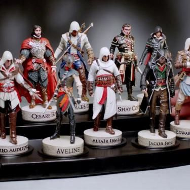 Figurines Assassin's Creed