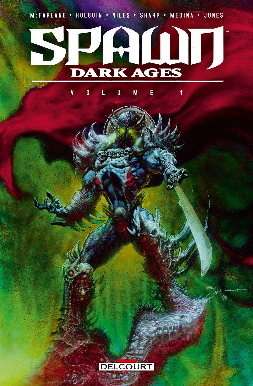 Spawn Dark Ages Todd MACFARLANE