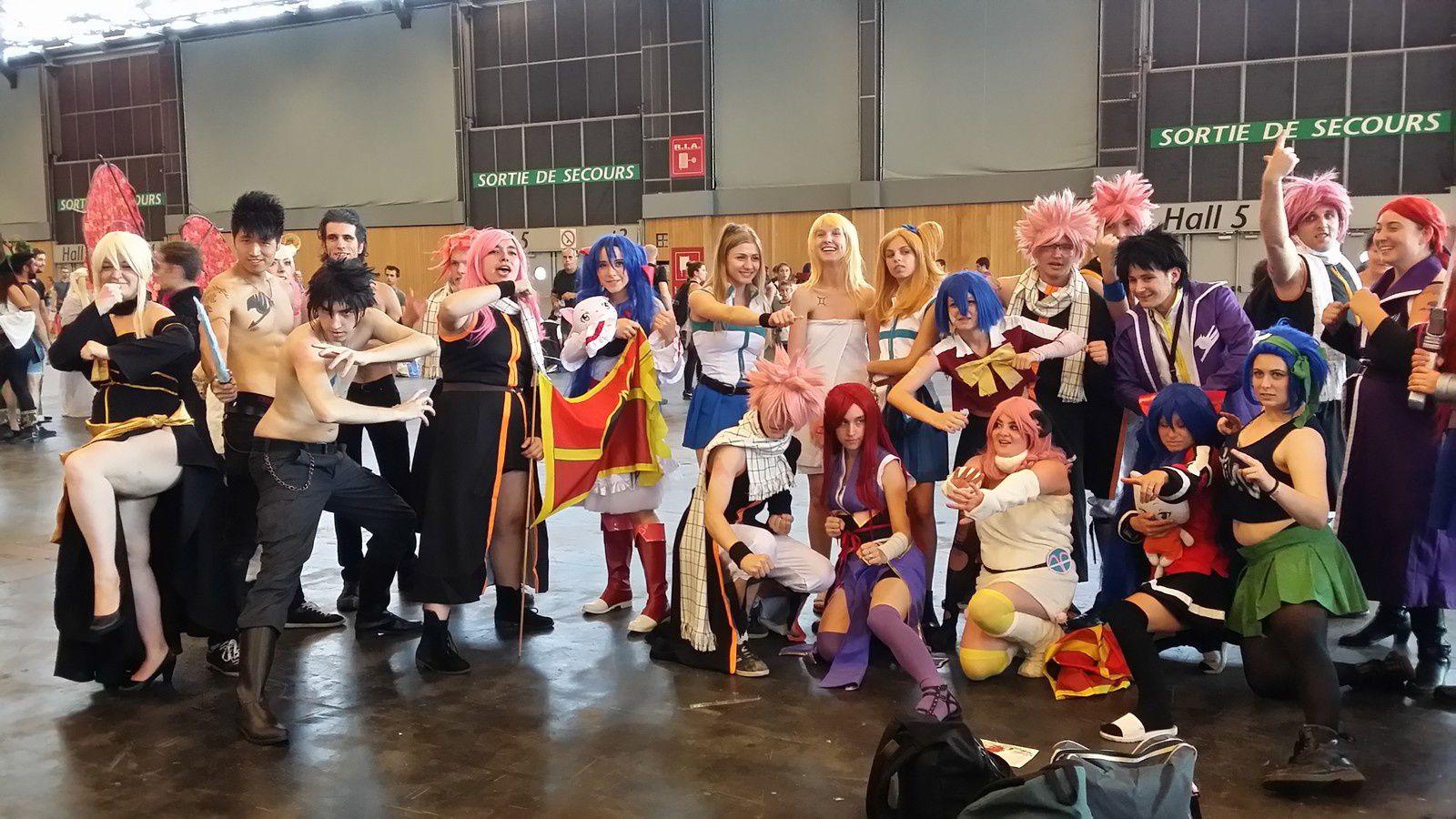 Cosplay site sur la science fiction et le fantastique - Japan expo paris 2017 ...