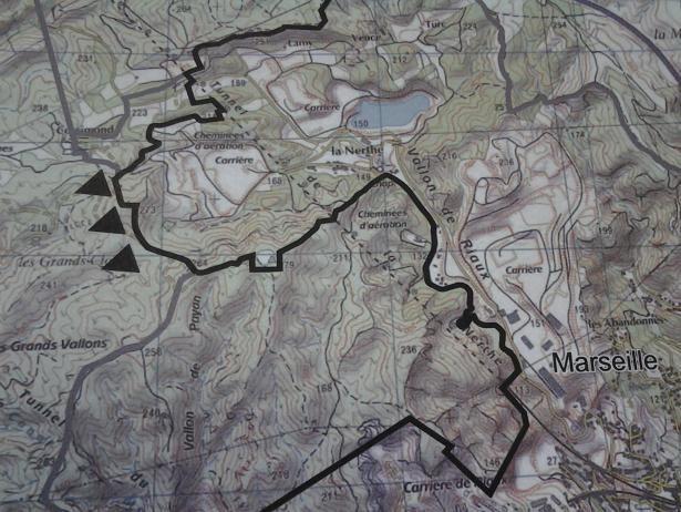 Le massif de la Nerthe classé, les containers menacent toujours - Marsactu 12 Août 2013