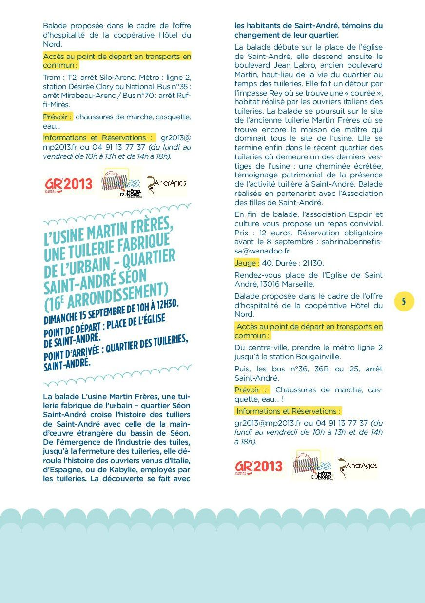 Journées Européennes du Patrimoine du 15-16