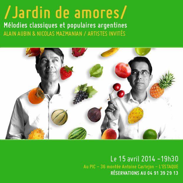 Alain Aubin &amp&#x3B; Nicolas Mazmanian en concert au PIC