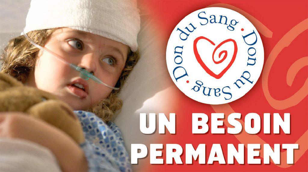 Don du Sang à l'Estaque - Mercredi 27 Mai de 15h à 19h30
