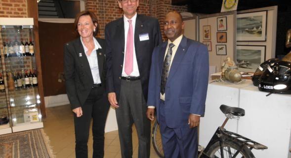 Douai/Rotary Club : une vente aux enchères solidaire pour forer des puits au Tchad