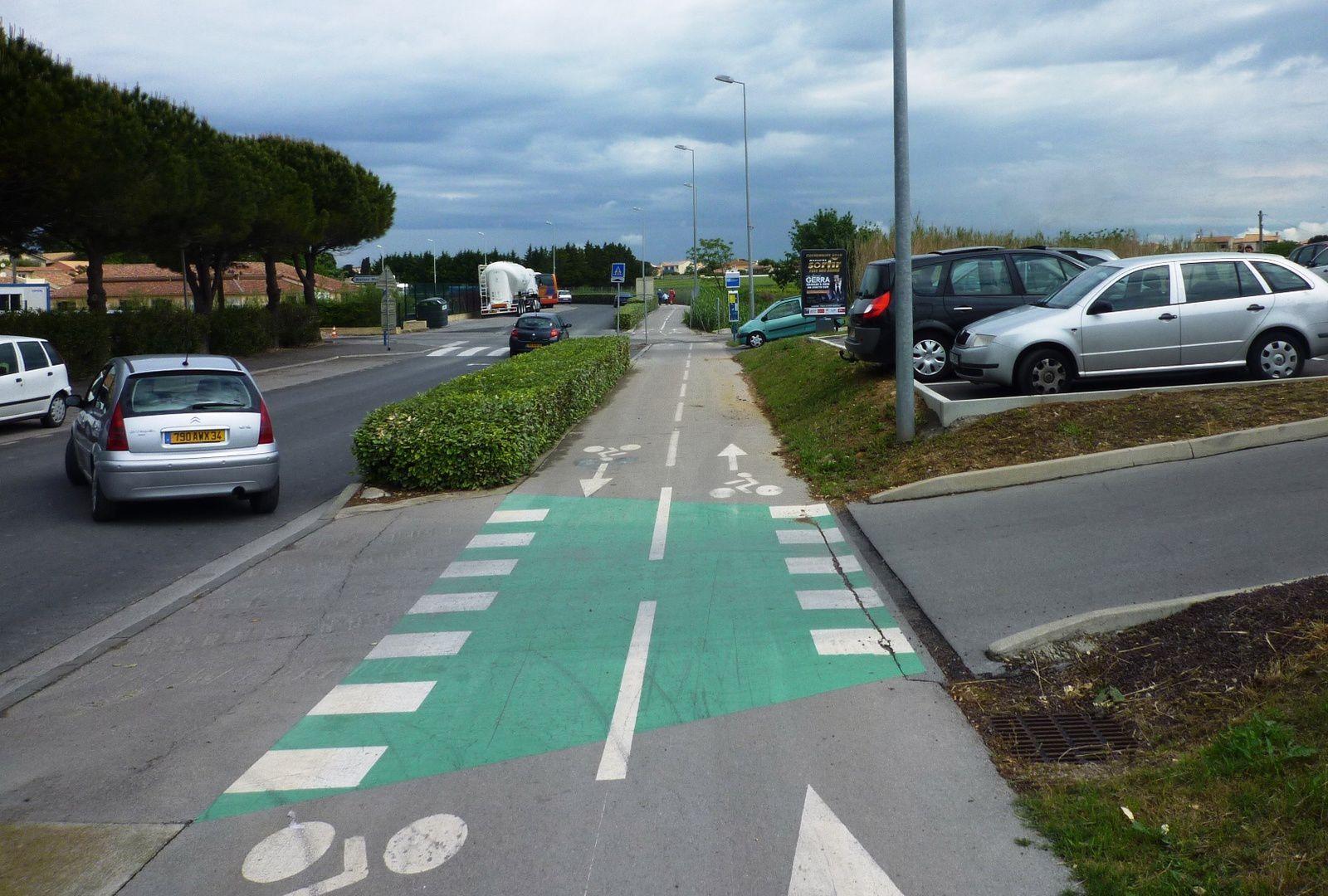 Quels accés pour les voies vertes?
