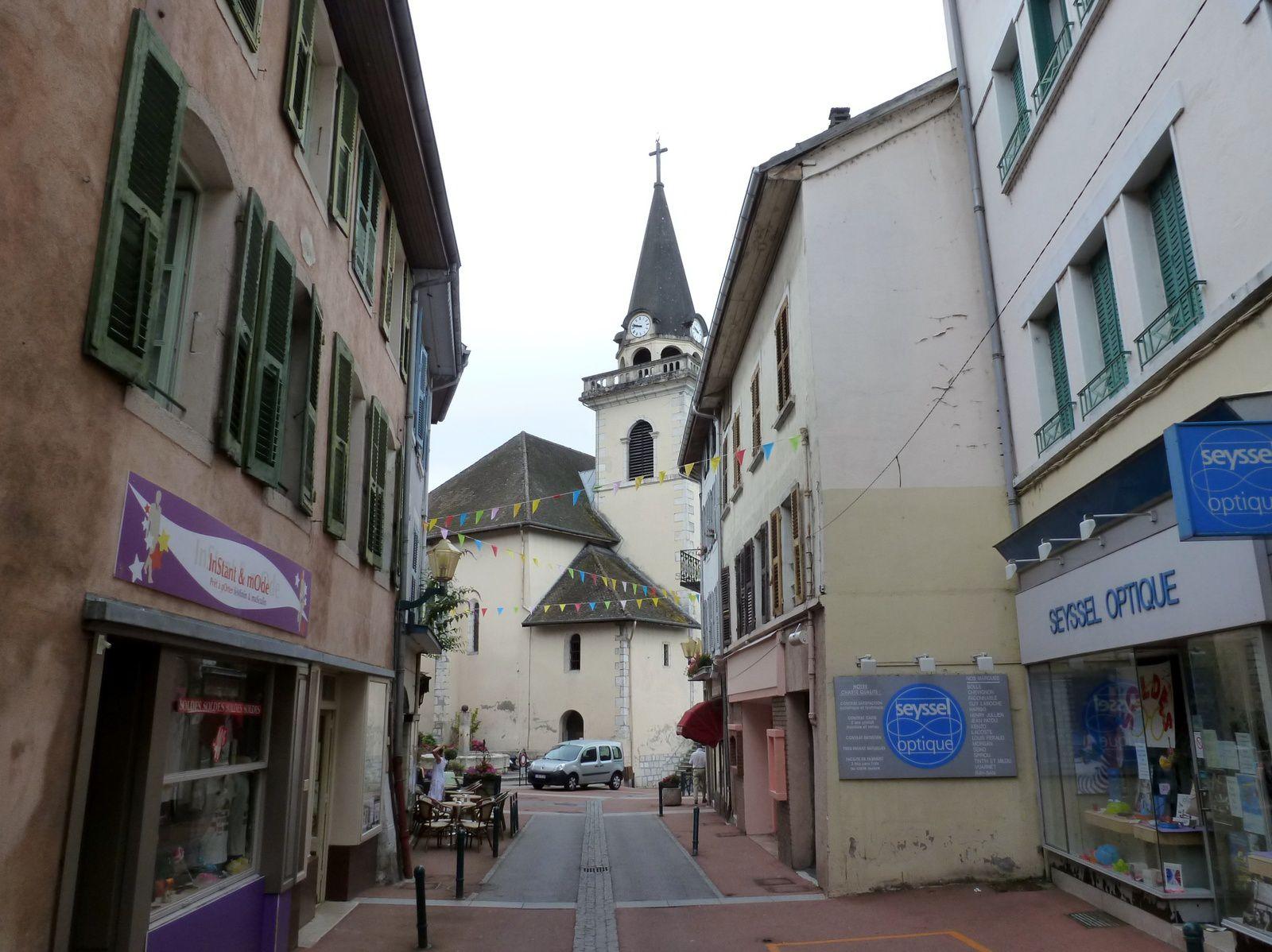 ViaRhôna Genève Lyon