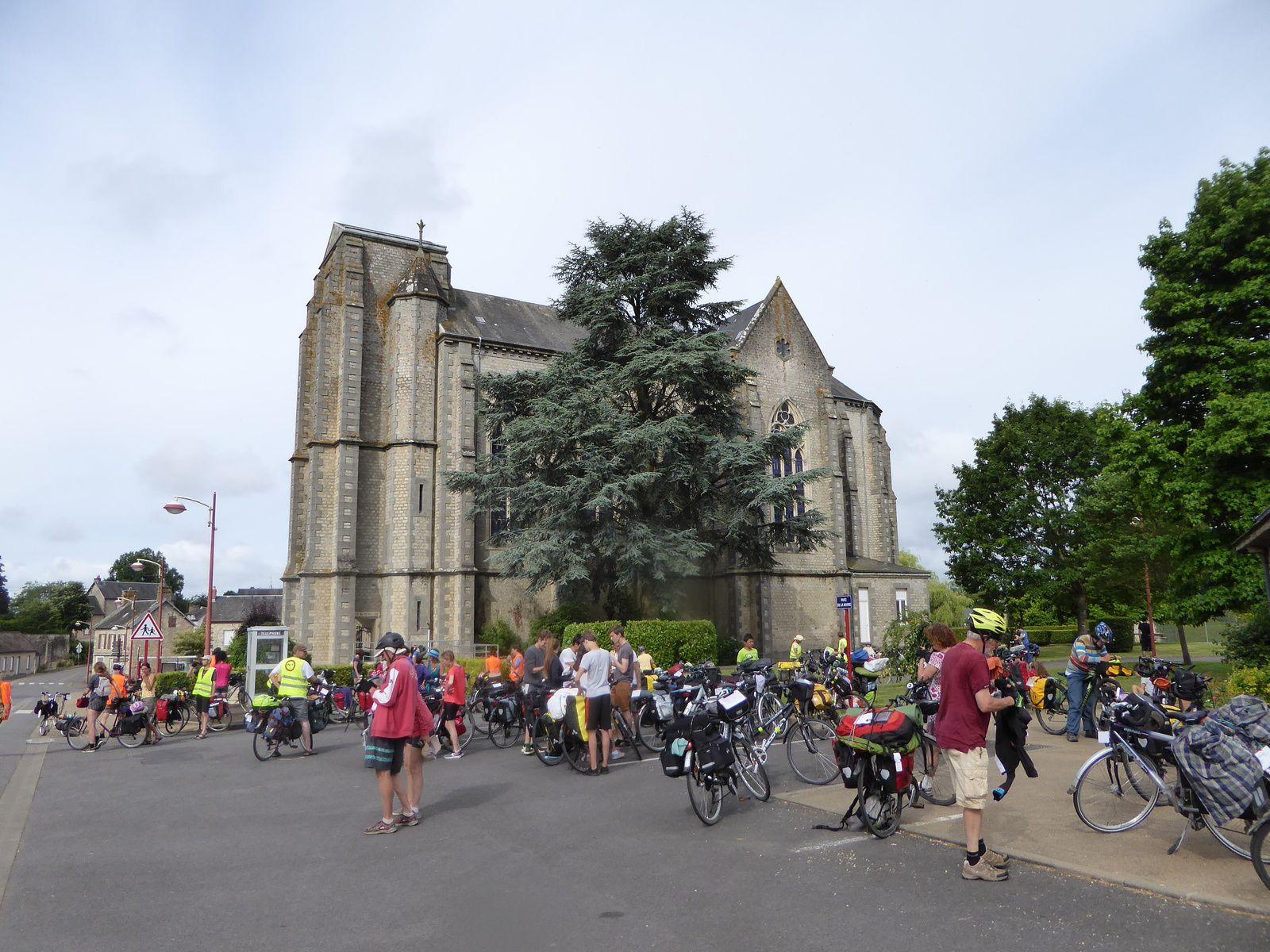 Le Mont-Saint-Michel La Véloscénie de Dynamobile