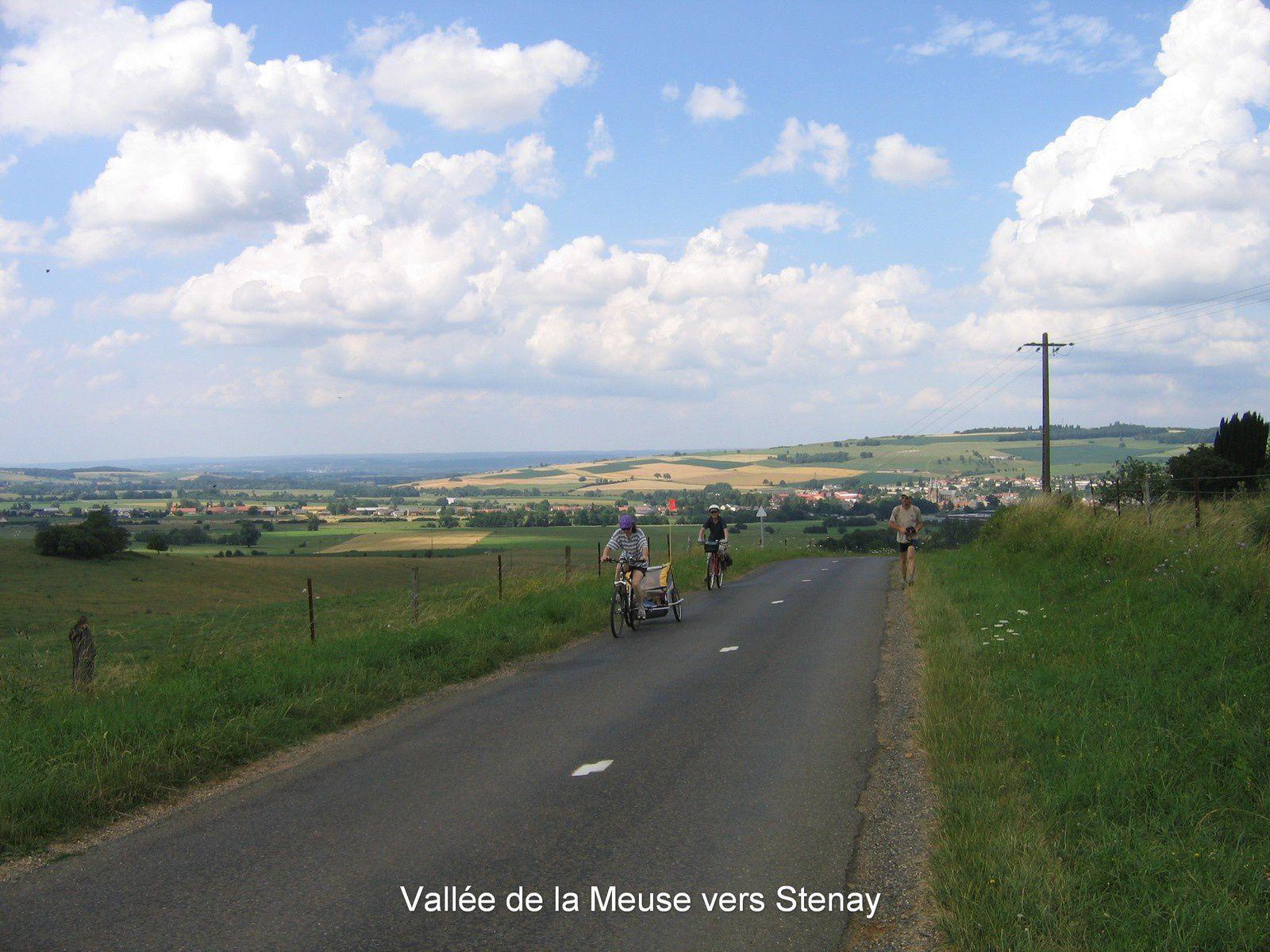 Veloroute de la Vallée de la Meuse