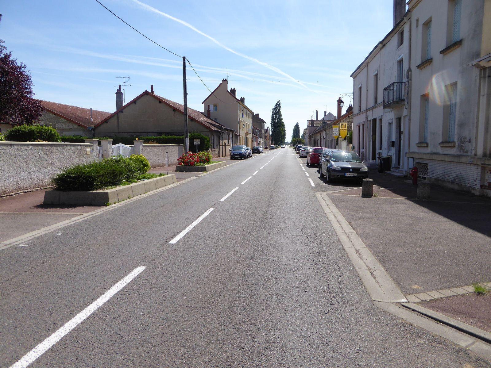 La Bressane: Chalon-sur-Saône,Louhans, Lons-le Saunier et la PLM