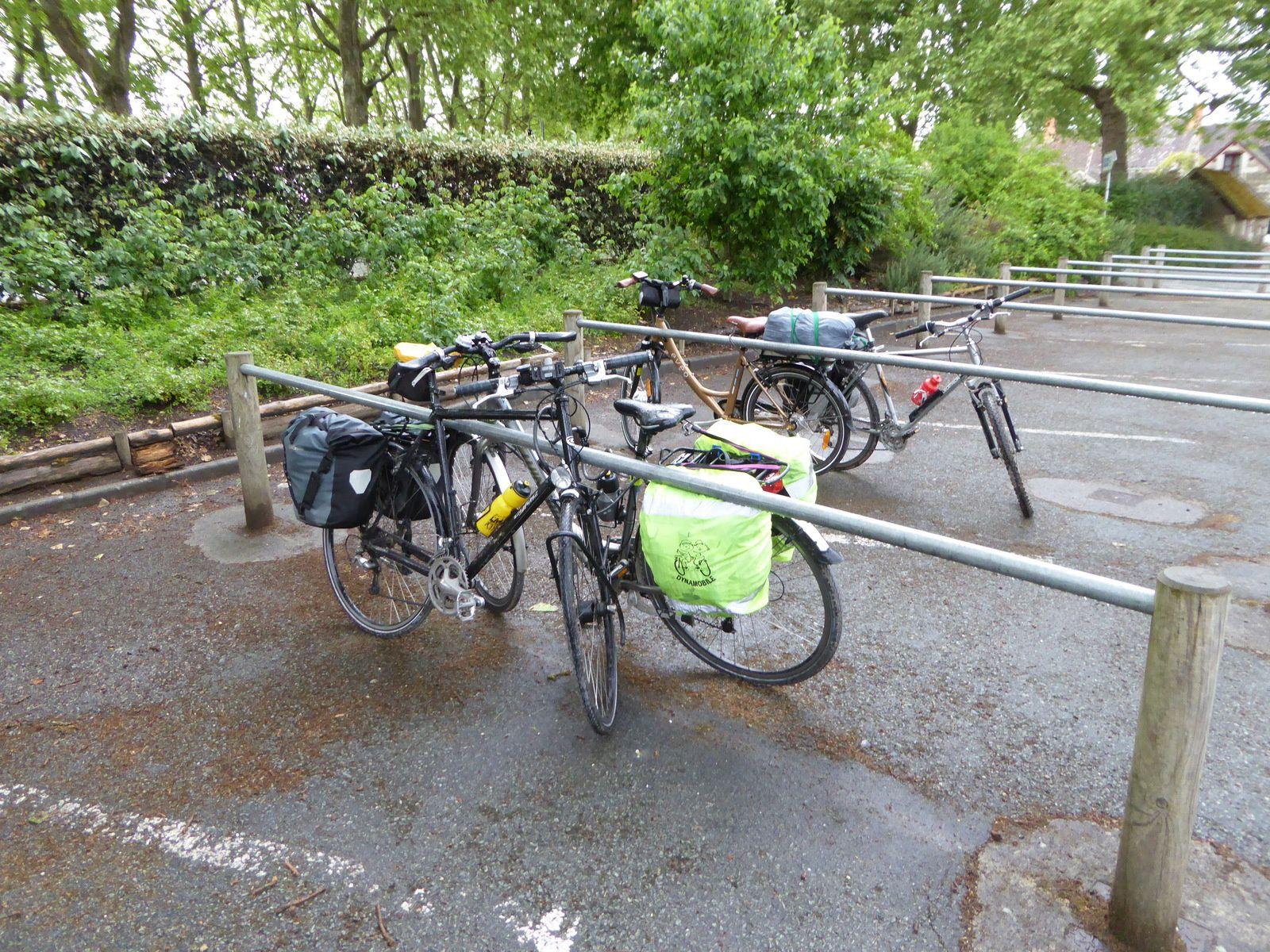 La Loire à Vélo: Orléans Tours