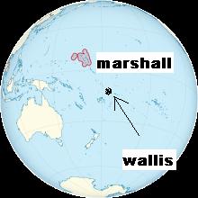 Les iles Marshall au rendez-vous des mini-jeux 2013 à Wallis