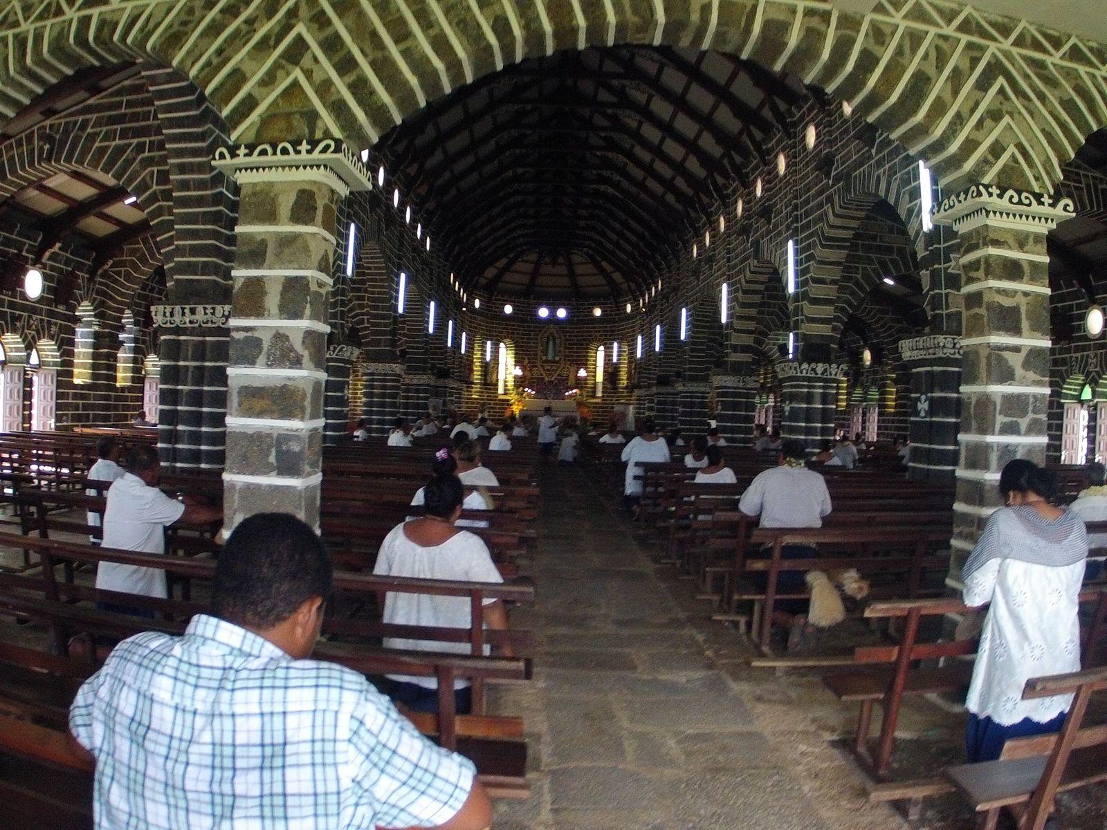 Cathédrale de Mata-Utu