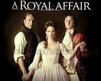 "l'affiche du film "" Royal Affair """