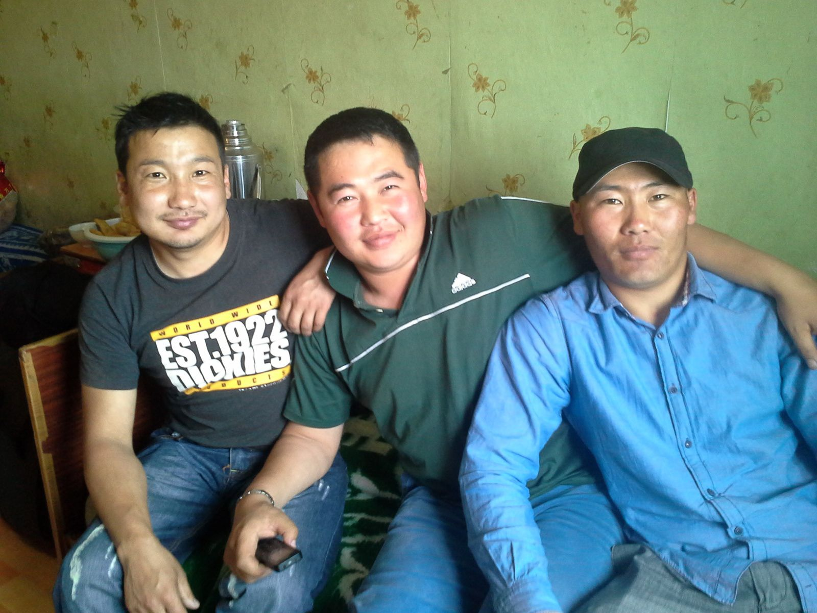 nouveaux amis mongoles