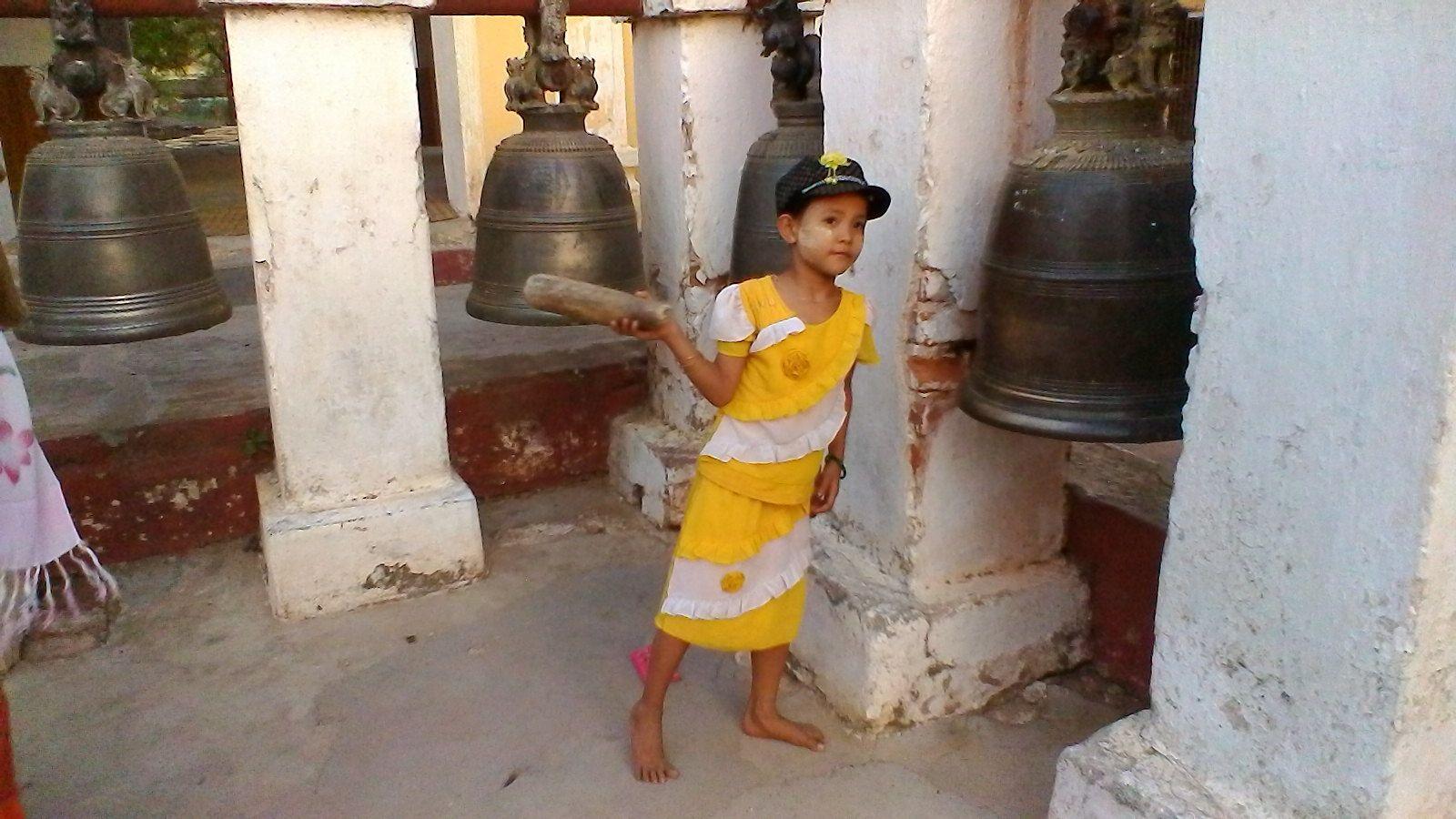 Voyage au Myanmar - Bagan - Avril 2016