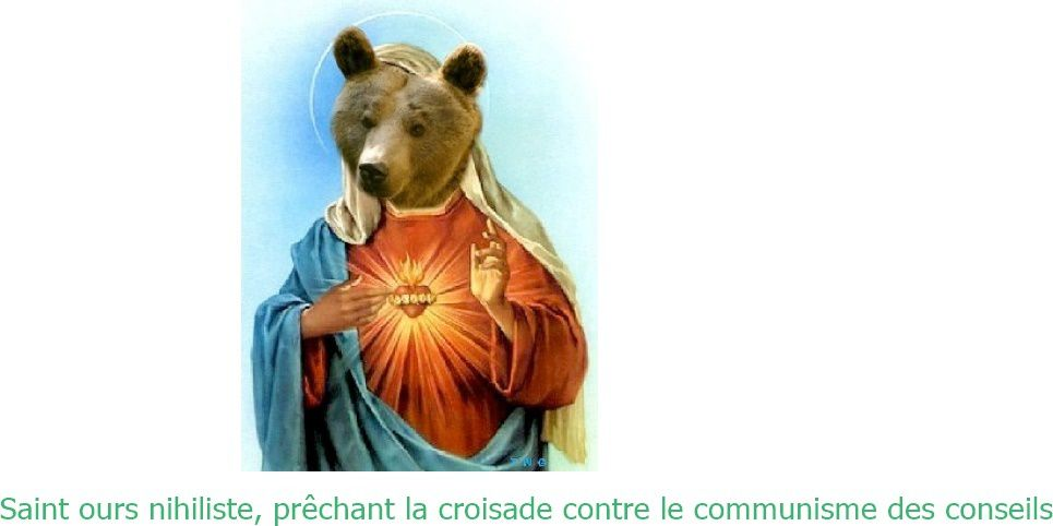 Histoires d'ours.