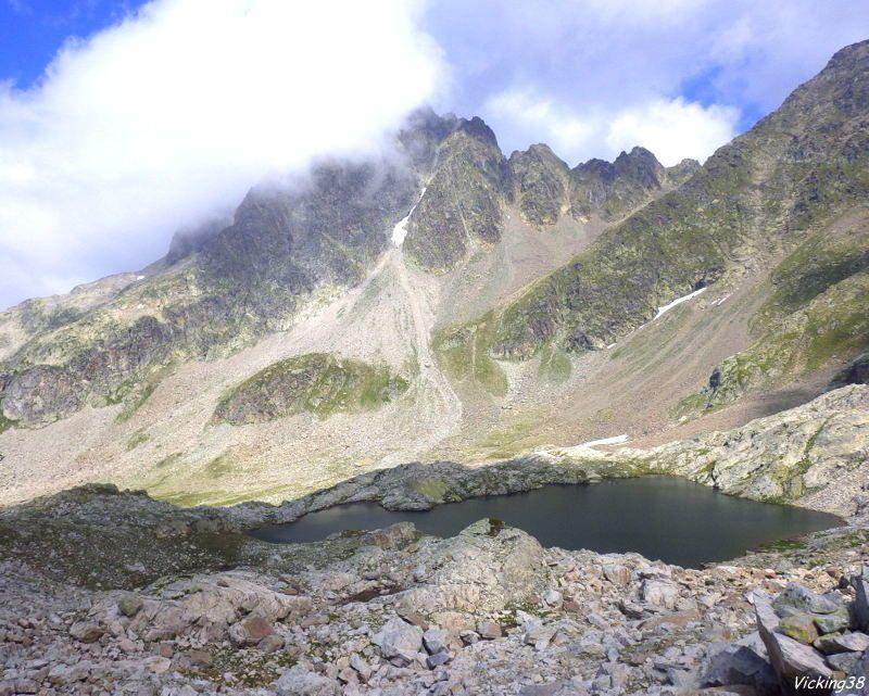 CIRCUIT DES LACS DES SEPT-LAUX SUD (Alt. de 2070 à 2322 m)