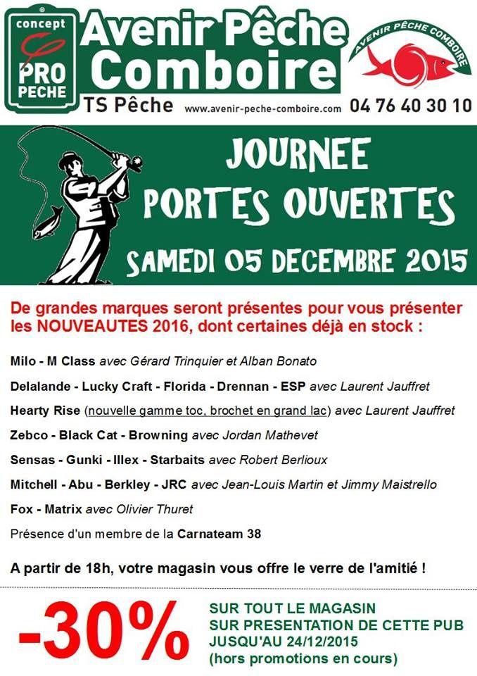 JOURNÉE PORTES OUVERTES À AVENIR PÊCHE COMBOIRE (38)