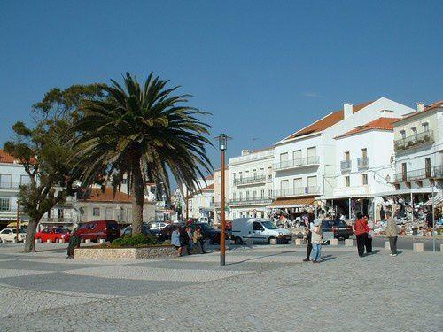 Le Portugal : de Figueira da Fos à Nazaré.