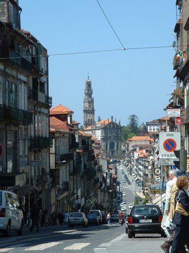 Vous prendrez bien un peu de Porto ?
