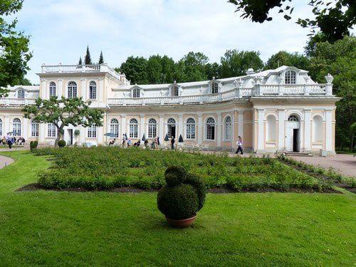 Petrodvorets : le Versailles russe  ( 2 )