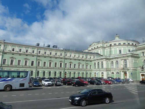 Approche de Saint Pétersbourg