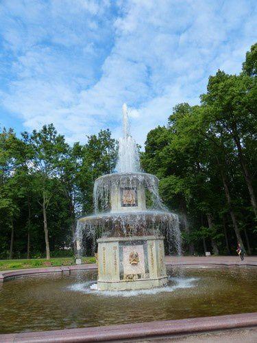 Nouveau style de fontaine.