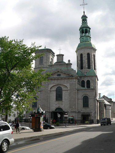 Chez nos cousins de Québec