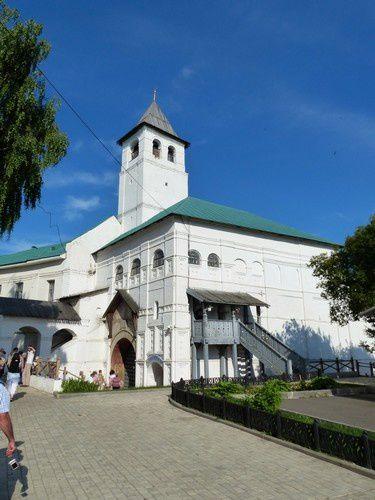 Le monastère de la Transfiguration