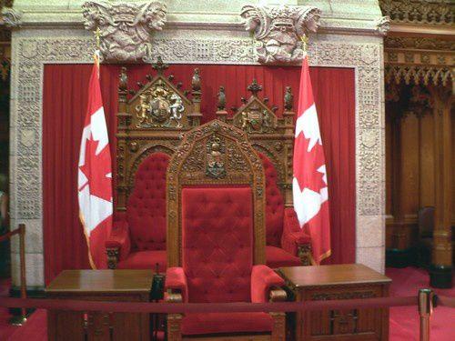 En route pour la capitale canadienne : Ottawa !