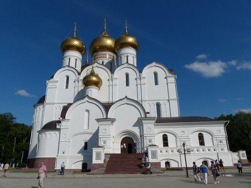 Le mémorial de Iaroslavl